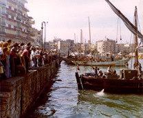 Arrivo ad Anzio 1974