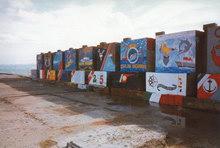 Murales Durazzo Albania
