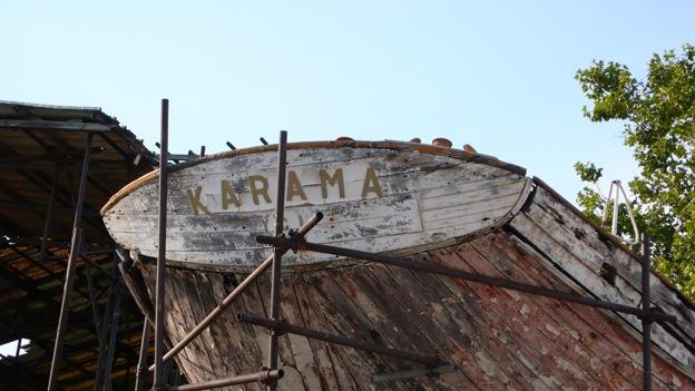 karama yacht appartenuto ad Achille Lauro