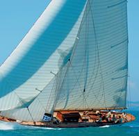 Barca d'epoca Patience