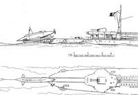 Sommergibile Sandokan-lancio