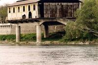 Aviorimessa sul Ticino (foto attuale)