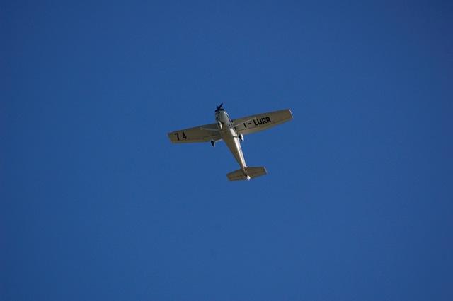 aereo da turismo