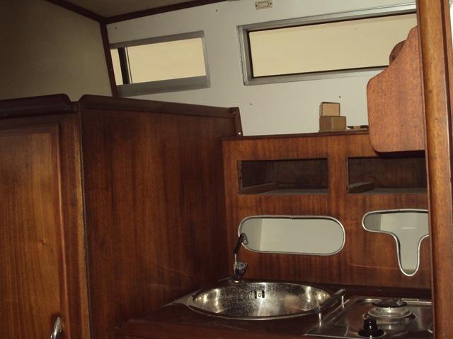 Armadio - cucinino e lavello