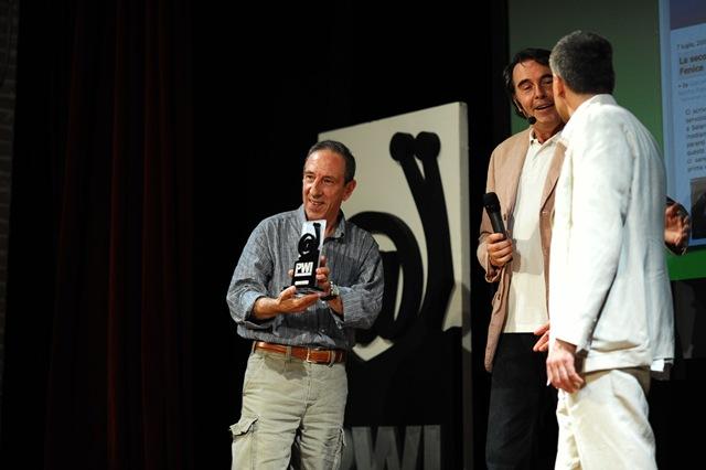 PWI 2009 vincitore categoria blog 2009
