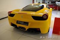 Ferrarri 458 Italia