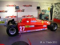 Ferrari 126 CK Gilles Villeneuve